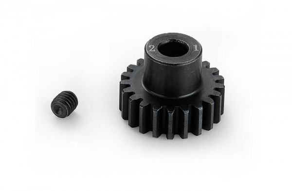 Motorritzel 21T, 32 Pitch 5mm Shaft