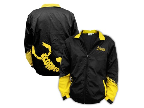 Scorpion Windjacke 2010 Men XL