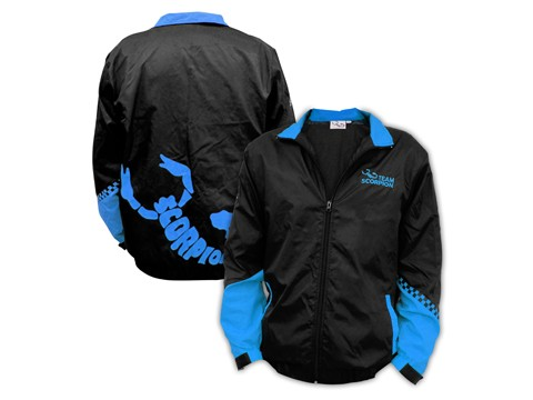 Scorpion Windjacke 2011 Men XXL