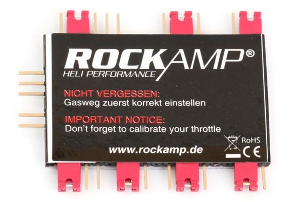 ROCKAMP Programmierkarte für V1 Regler