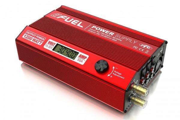 SkyRC Netzteil eFuel 1200W/50A 15-30Volt einstellbar LCD Anzeige
