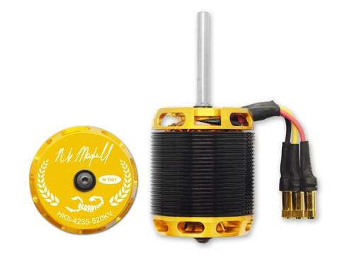 Scorpion HKII-4235-520Kv (Nick Maxwell Edition)