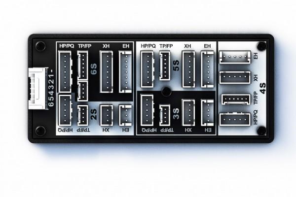 SkyRC Multi Balancer Boards 2-6 Zellen XH,EH, HP/PQ, TP/FP