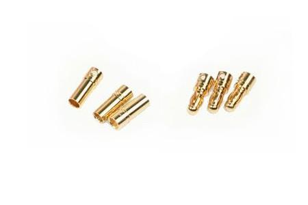 Rockamp Goldkontakt Stecker 3,5mm