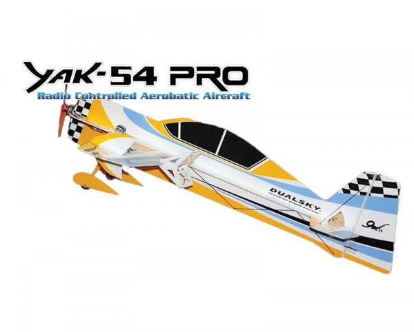 Yak 54 EVO (coating edition)