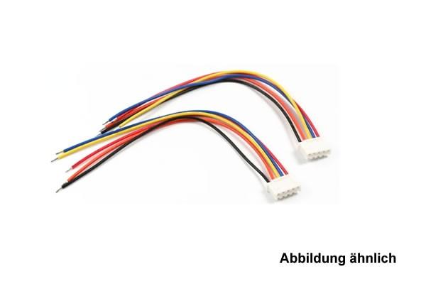 Dualsky 6PIN Akku Buchse für 18,5V (5S)
