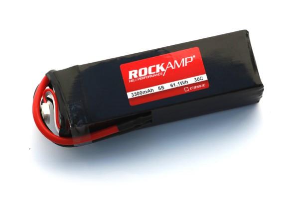 ROCKAMP 3300mAh 5S classic 30C Lipo Akku