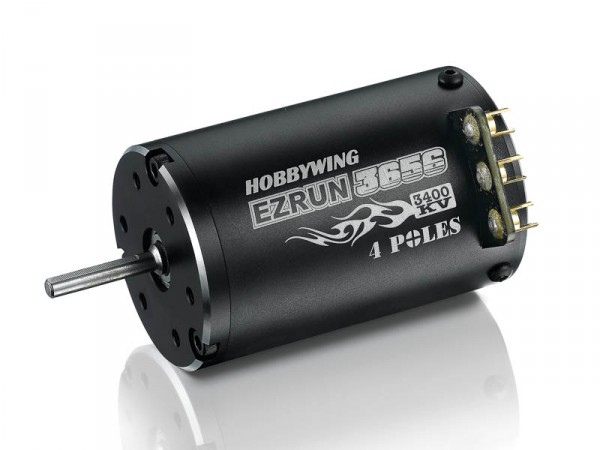 Ezrun Brushless Motor 3656 4000kV Sensorless für 1/10