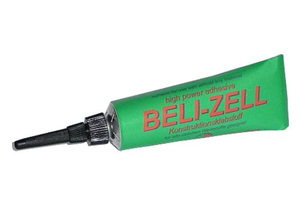 BELI-ZELL 10min. Konstruktionsklebstoff