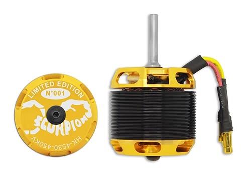 Scorpion HK-4530-450KV Limited Edition