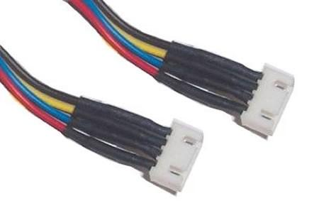 Dualsky 4PIN Balancer Stecker für 11,1V (3S)