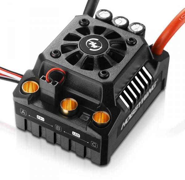 Ezrun Regler MAX8 V3 150A BEC 6A 3-6s WP, T-Stecker für 1/8