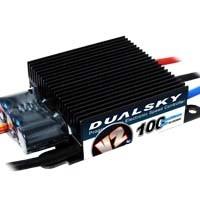 Dualsky 100A HV Brushless Regler ESC V2