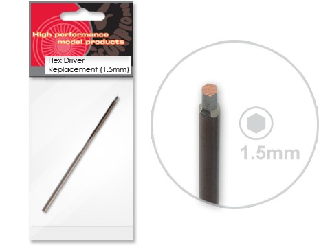 1.5mm Hex Driver Replacement
