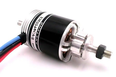 Dualsky BL XMotor 3548-4T
