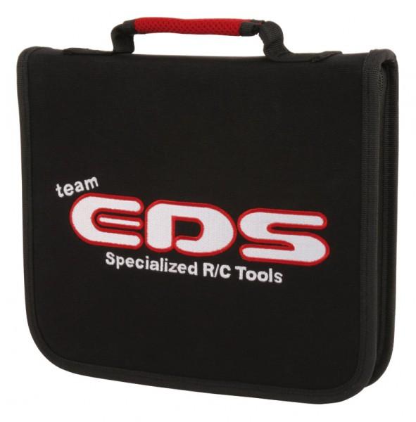EDS Werzeugtasche mit Aufnahme für 22 EDS Werkzeuge