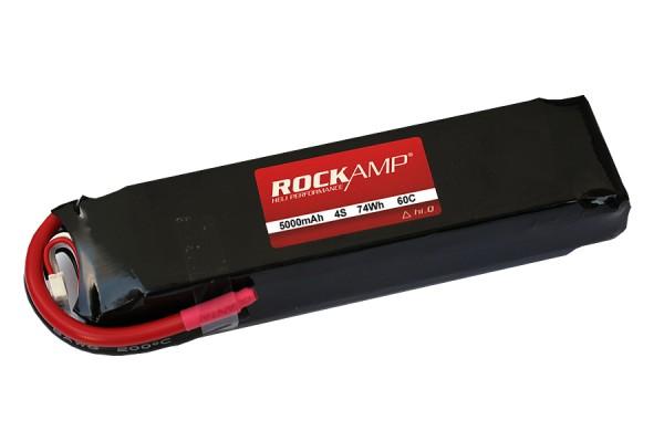 ROCKAMP 5000mAh 4S hi.Q 60C Lipo Akku