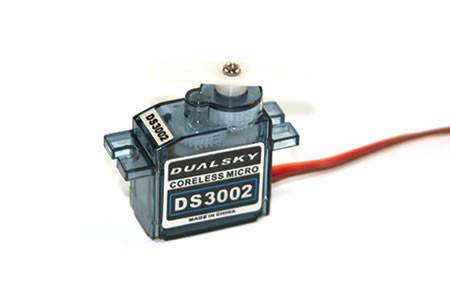 Dualsky Digital DS3002 10,5g Micro Servo