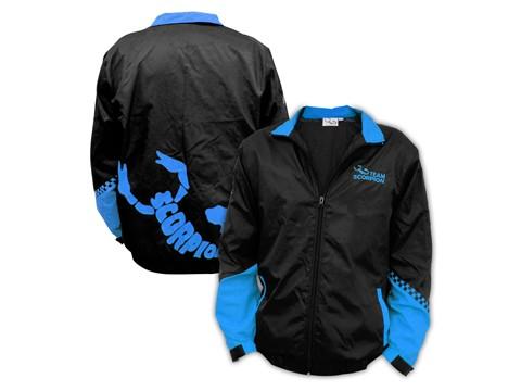 Scorpion Flying Jacket (Blue-M)