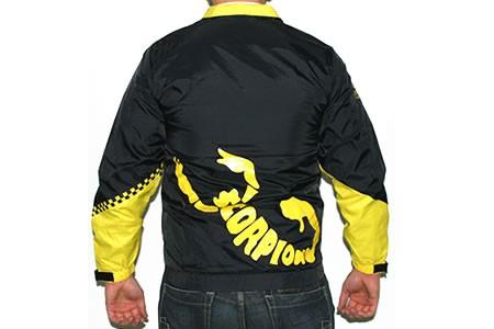 Scorpion Windjacke 2010 Men M