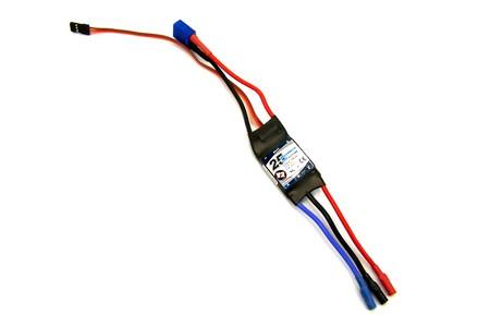 Dualsky 25A Brushless Regler ESC V2