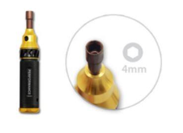 Scorpion High Performance Tools - 4.0mm Mini Steckschlüssel