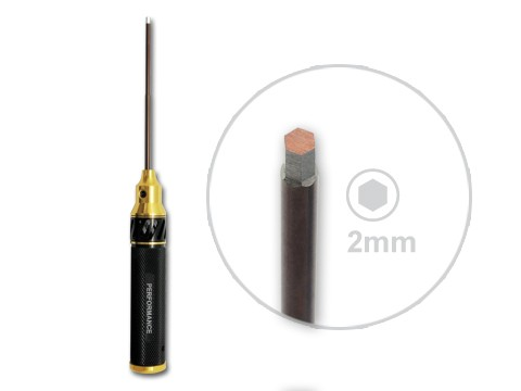 Scorpion High Performance Tools - 2.0mm Innen-Sechskant