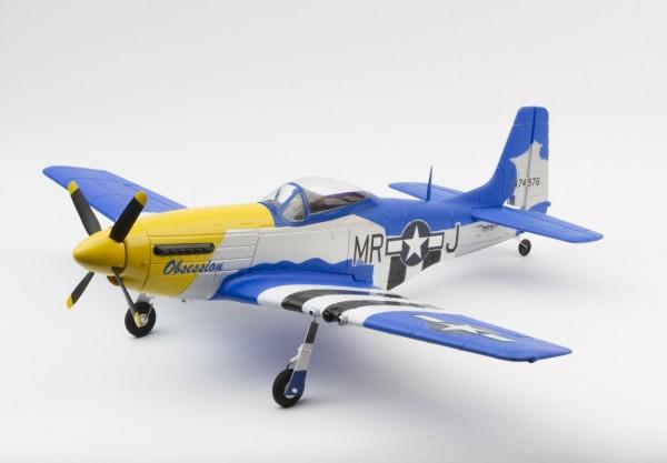 P-51D Mustang 350 RTF