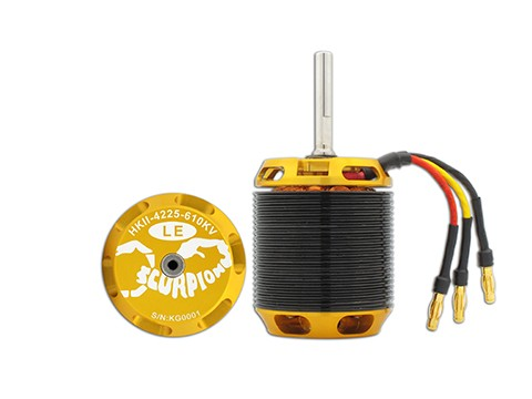 Scorpion HK II 4225-610kv