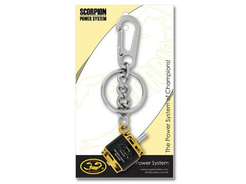 Scorpion Schlüsselanhänger BL Motor