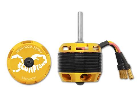 Scorpion HKIII-5020-520KV (V3)HK5020-520KV für 90er Umbauten