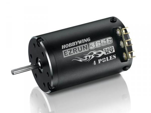 Ezrun Brushless Motor 3656 3400kV Sensorless für 1/10