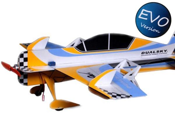DUALSKY YAK-54 Pro EVO Shockflyer