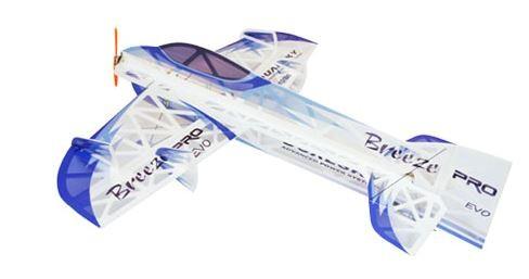 Breeze EVO (coating edition), Wingspan: 780mm, length: 850mm