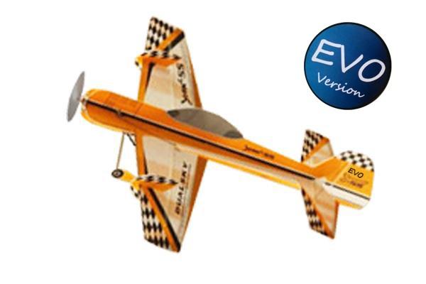 DUALSKY YAK-55 EVO Pro Shockflyer