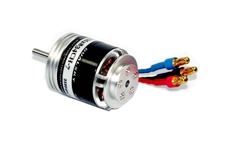 Dualsky Heli Brushless Motor 2830CH-10
